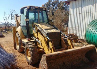 Buldoexcavator CAT 428F - premiumoviserv.ro s004